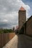 Ausflug mit Enkirch - Dinkelsbühl, Stadtmauer