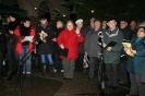 Singen unterm Weihnachtsbaum